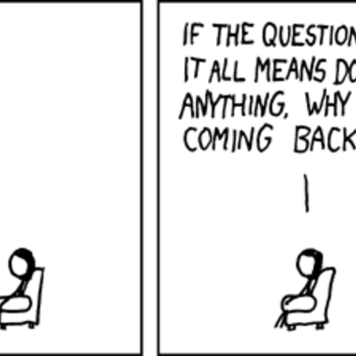 Xkcd philosophy (1)