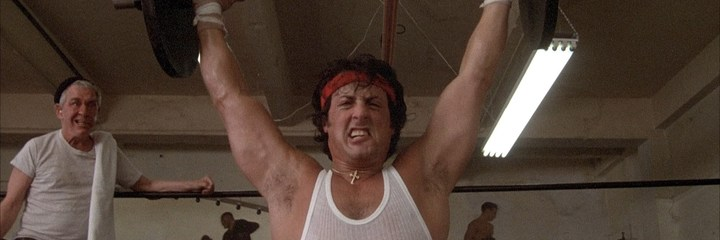 Rocky ii training montage