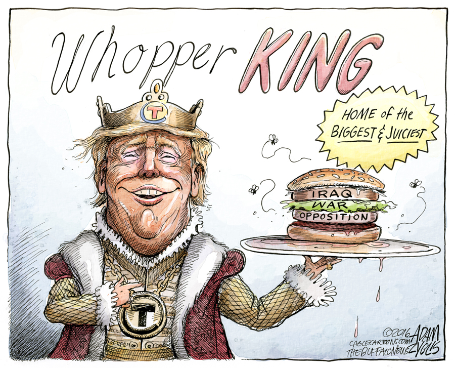 Trump Whoppers